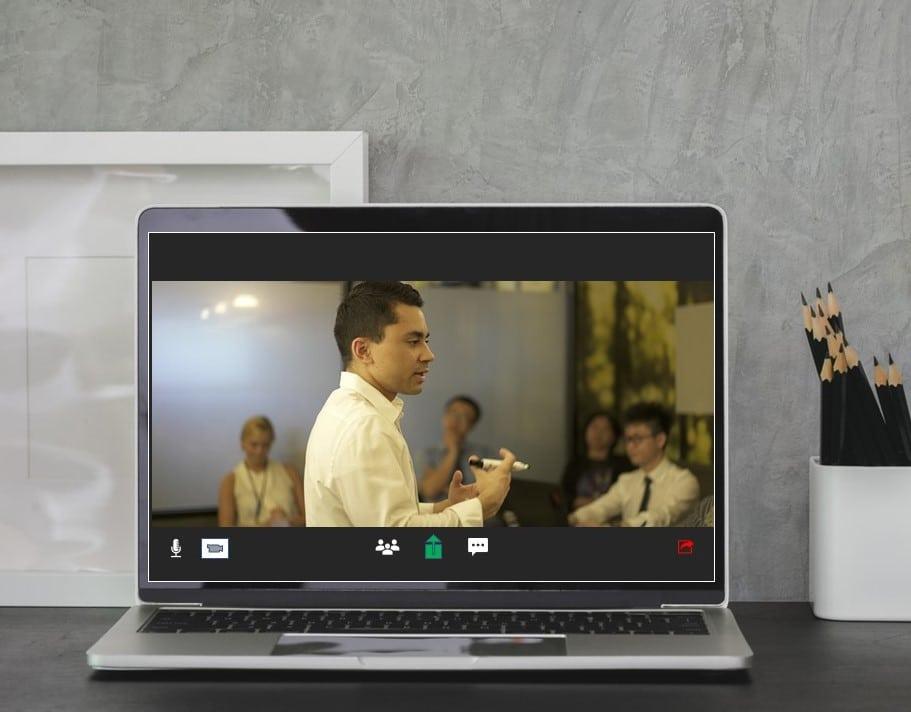 virtual presentation coaching