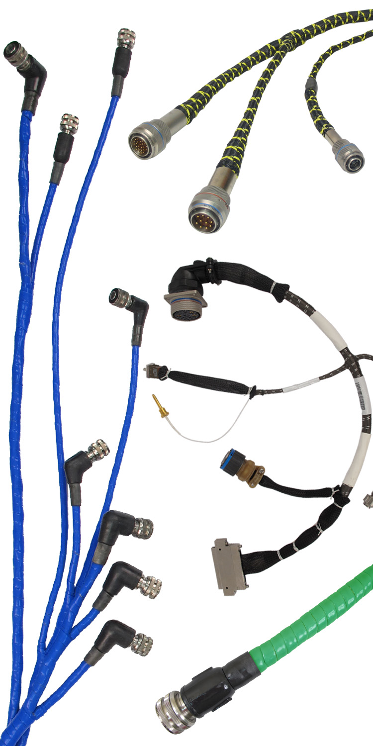 Electrical Wiring Harnesses and Cables