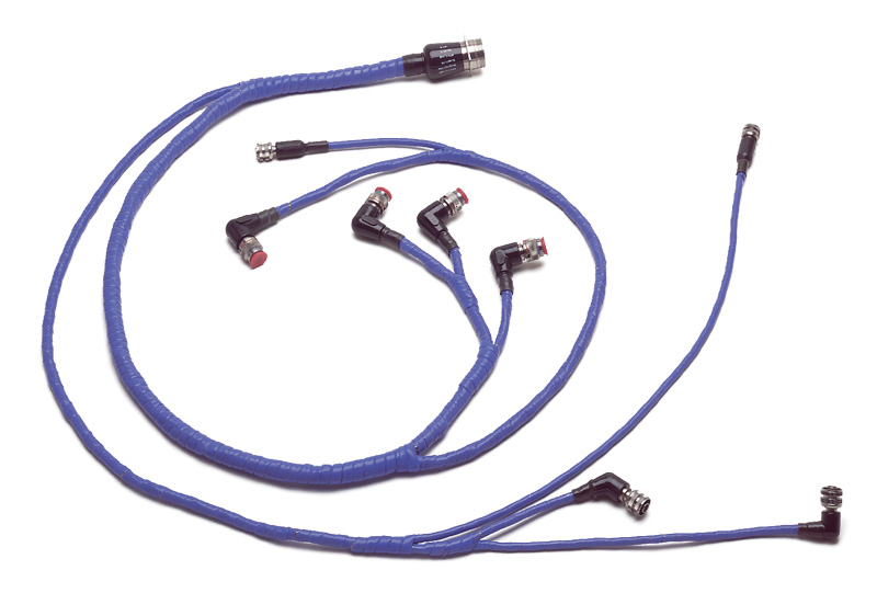 Overmolded Wiring Harnesses