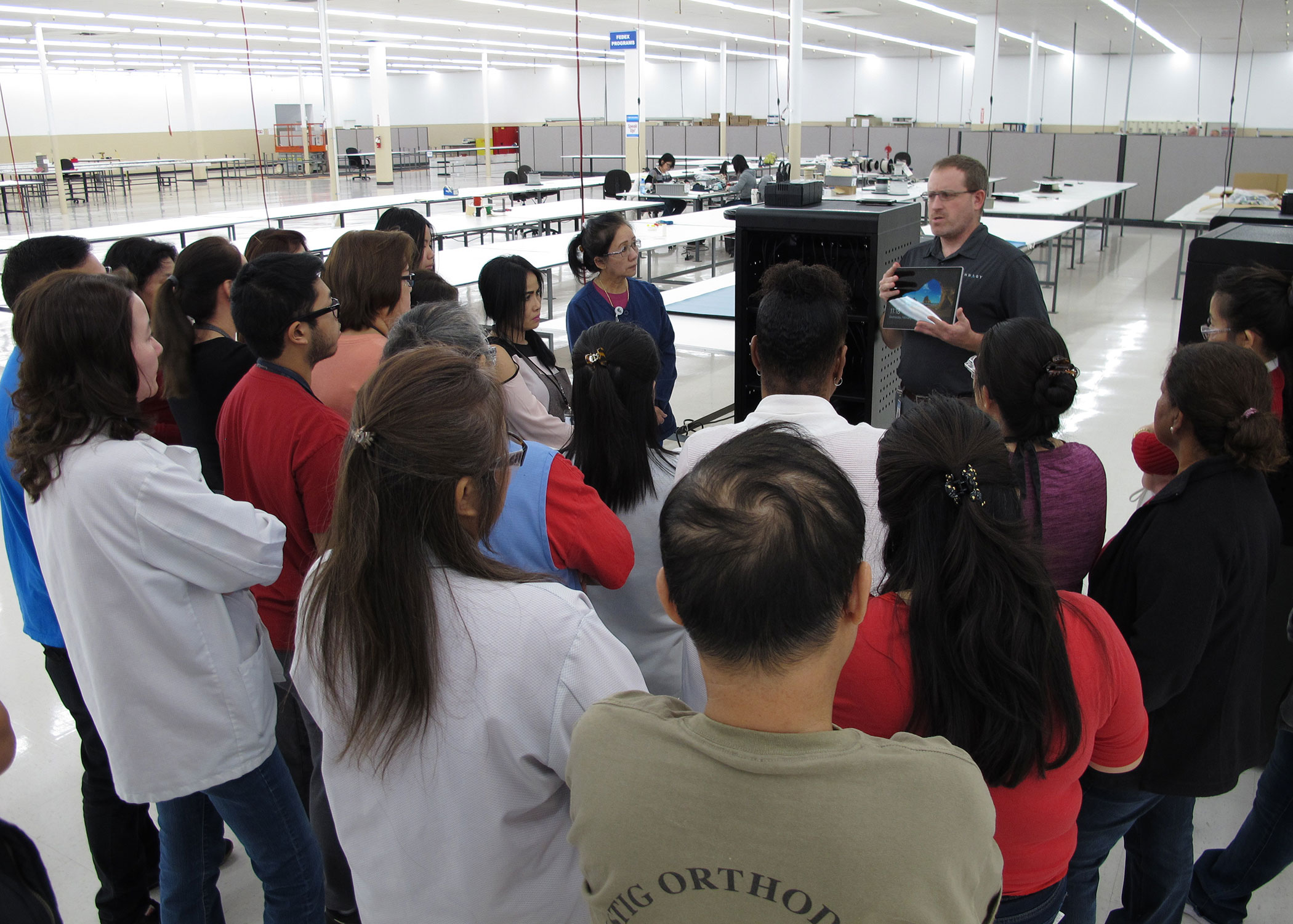 Wire Harness manufacturing training