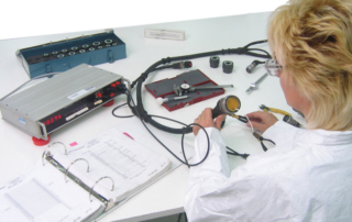 CFM56-5 Engine Harness Repairs