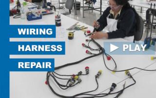 Aircraft Harness Repairs