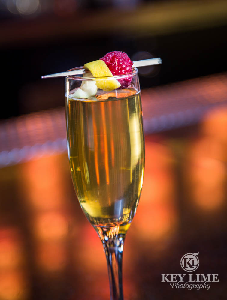 Beverage Photography Luxe Bar at Hard Rock Hotel Las Vegas