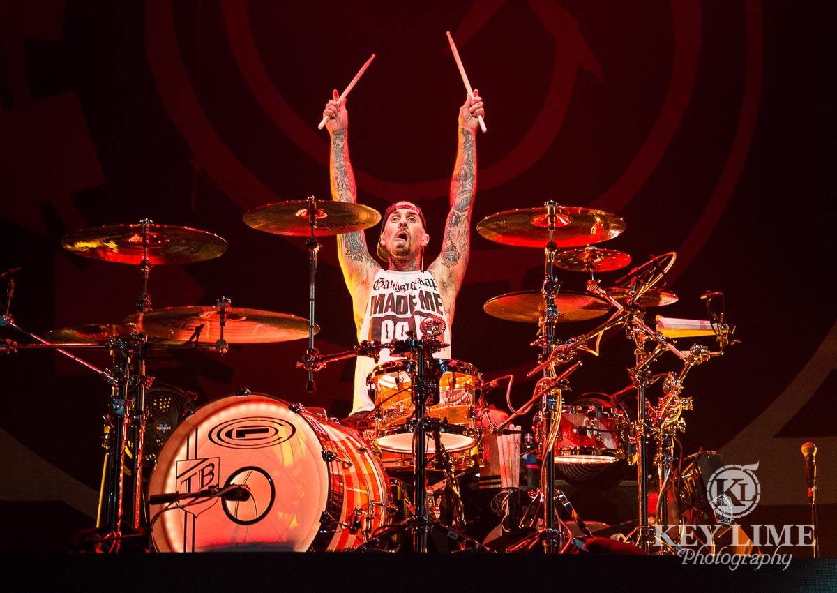 Blink 182   Event Photography