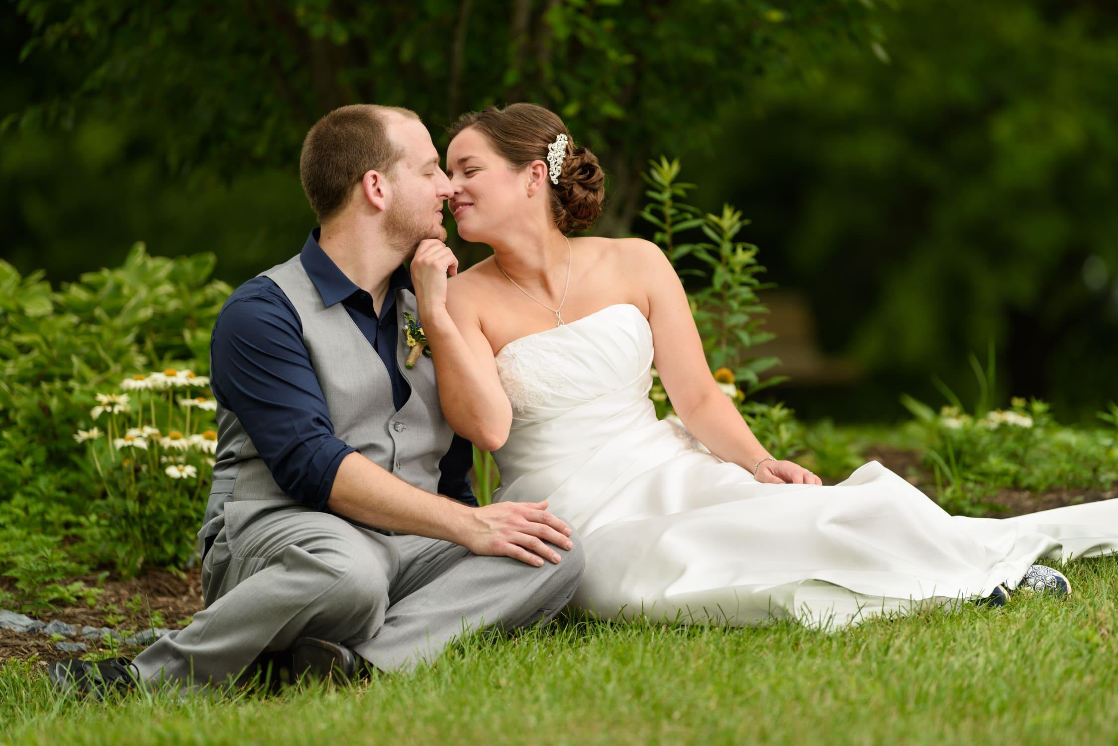 Romantic Wedding Photography Pennsylvania