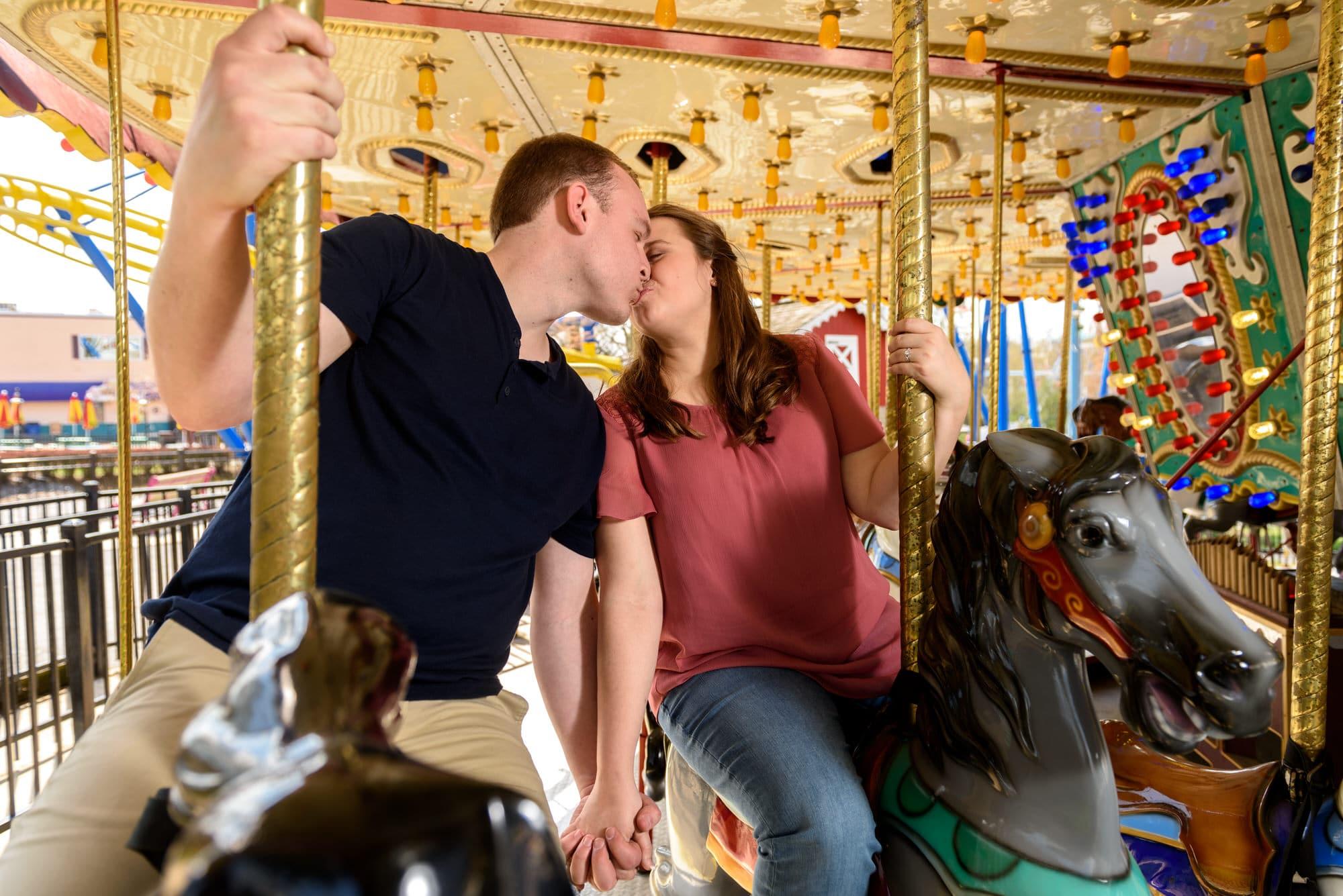 Dorney Park Amusement Park Allentown PA