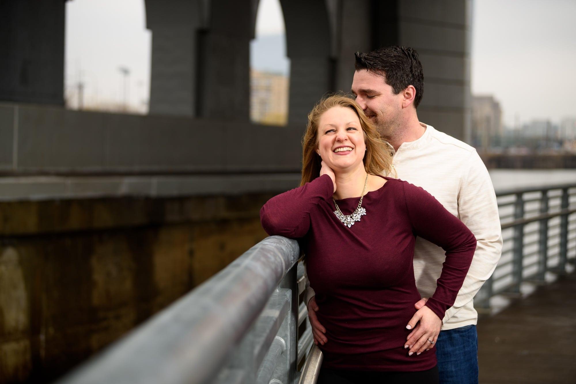Philadelphia PA Engagement Photography