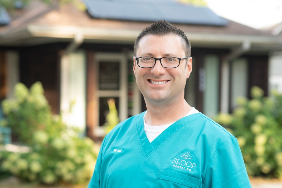 Brad  —  Dental Assistant