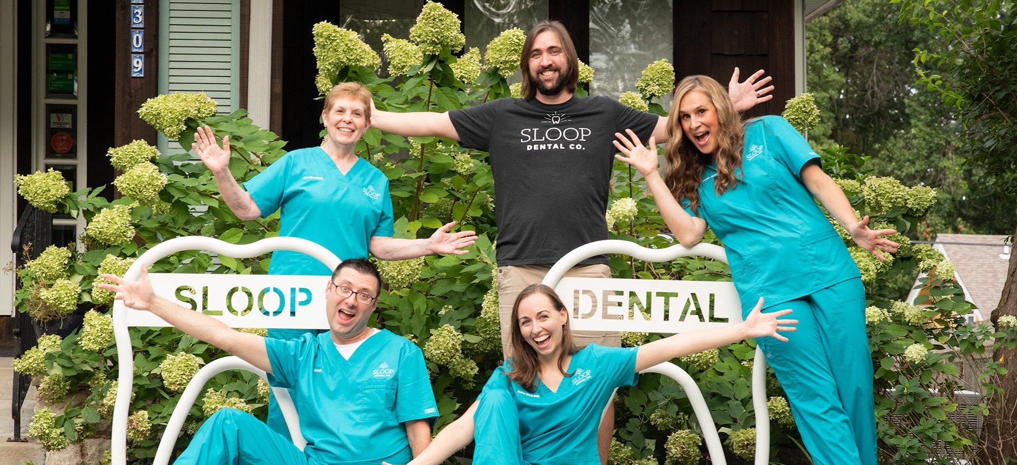 Sloop Dental Silly