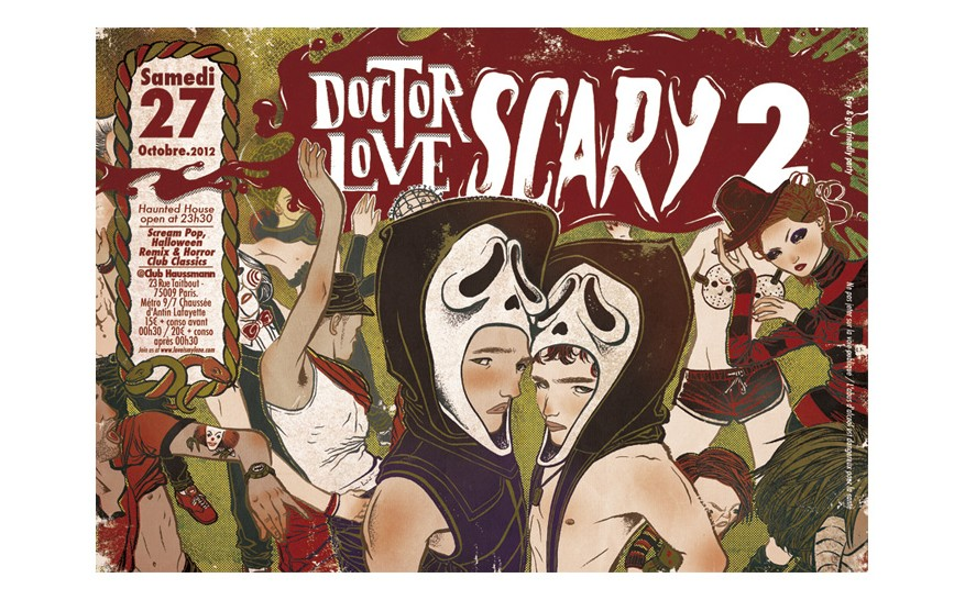 doctor love scary 2