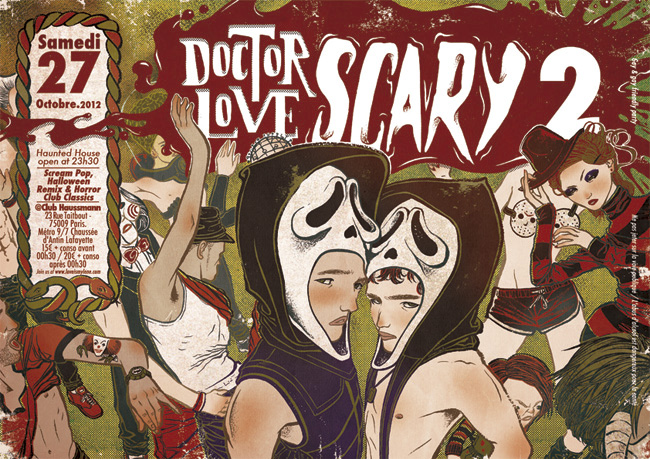 doctor love scary 2 (news)