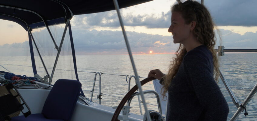 Sailing Golf of Mexico