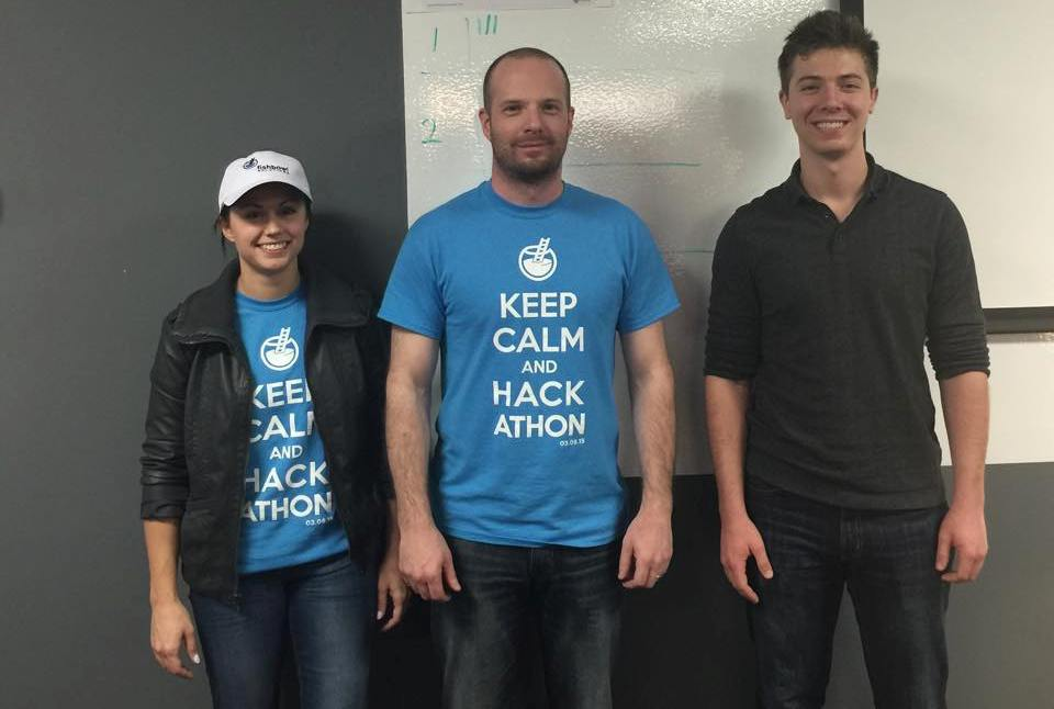 Hackathon Provides Opportunity for Collaboration and Innovation