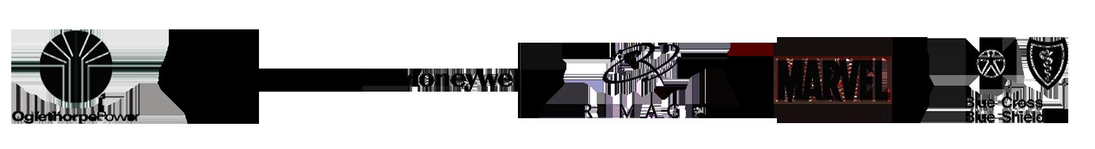 logo wall r3