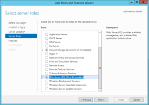 Fishbowl Solutions - How to Configure Microsoft IIS with Oracle