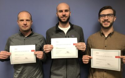Fishbowl Employees Achieve Oracle Digital Assistant Certification