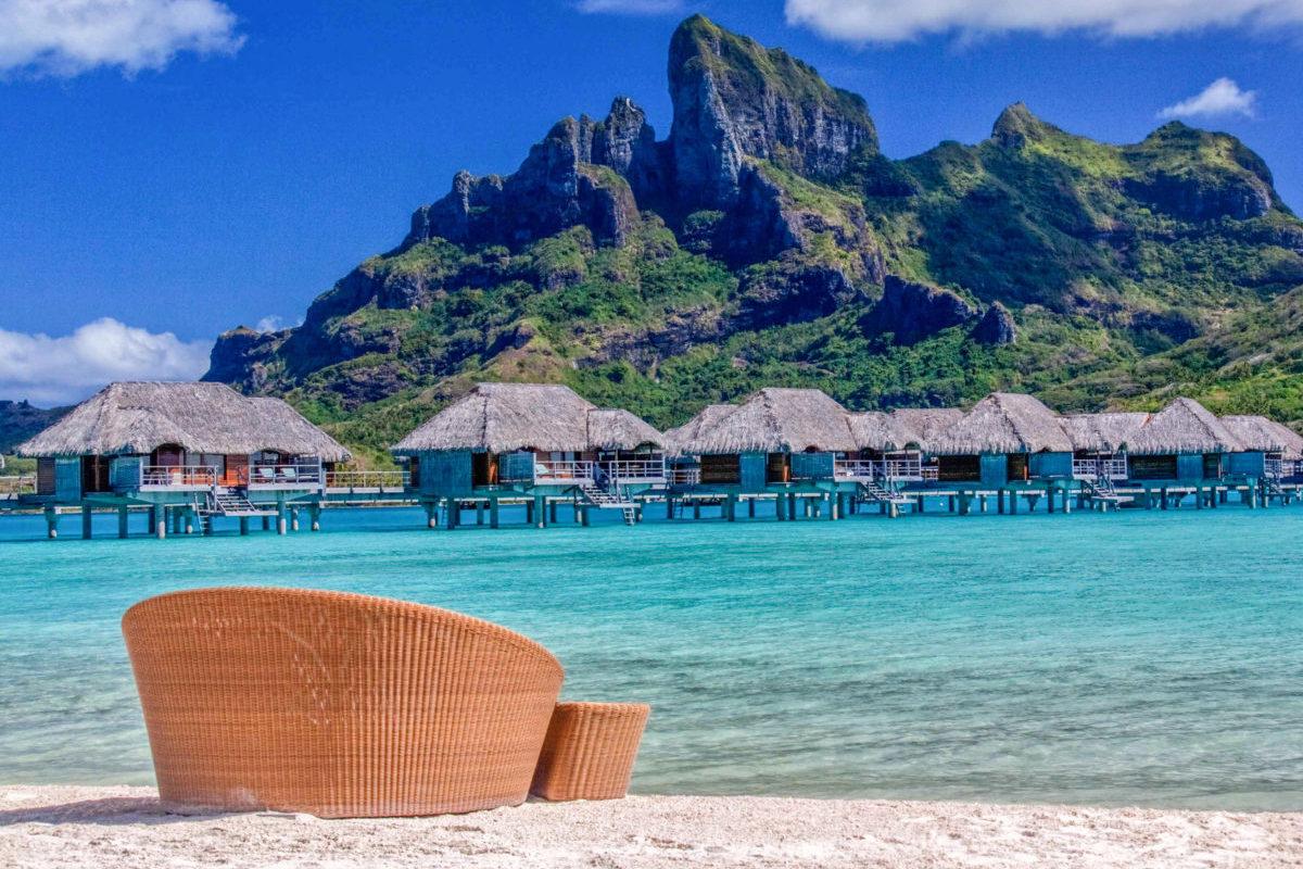 Polinésia Francesa - Bora Bora