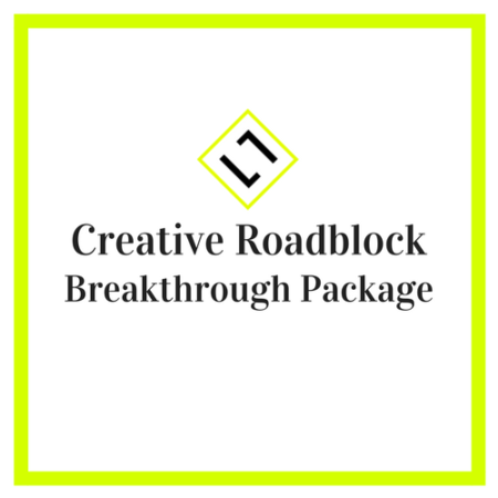 Creative Roadblock Breakthrough