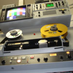 Ampex VR-1200B low angle