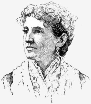 Lillie Devereux Blake, Appletons' Cyclopædia of American Biography, 1900, v. 1