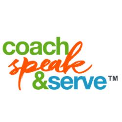 Coach Speak & Serve
