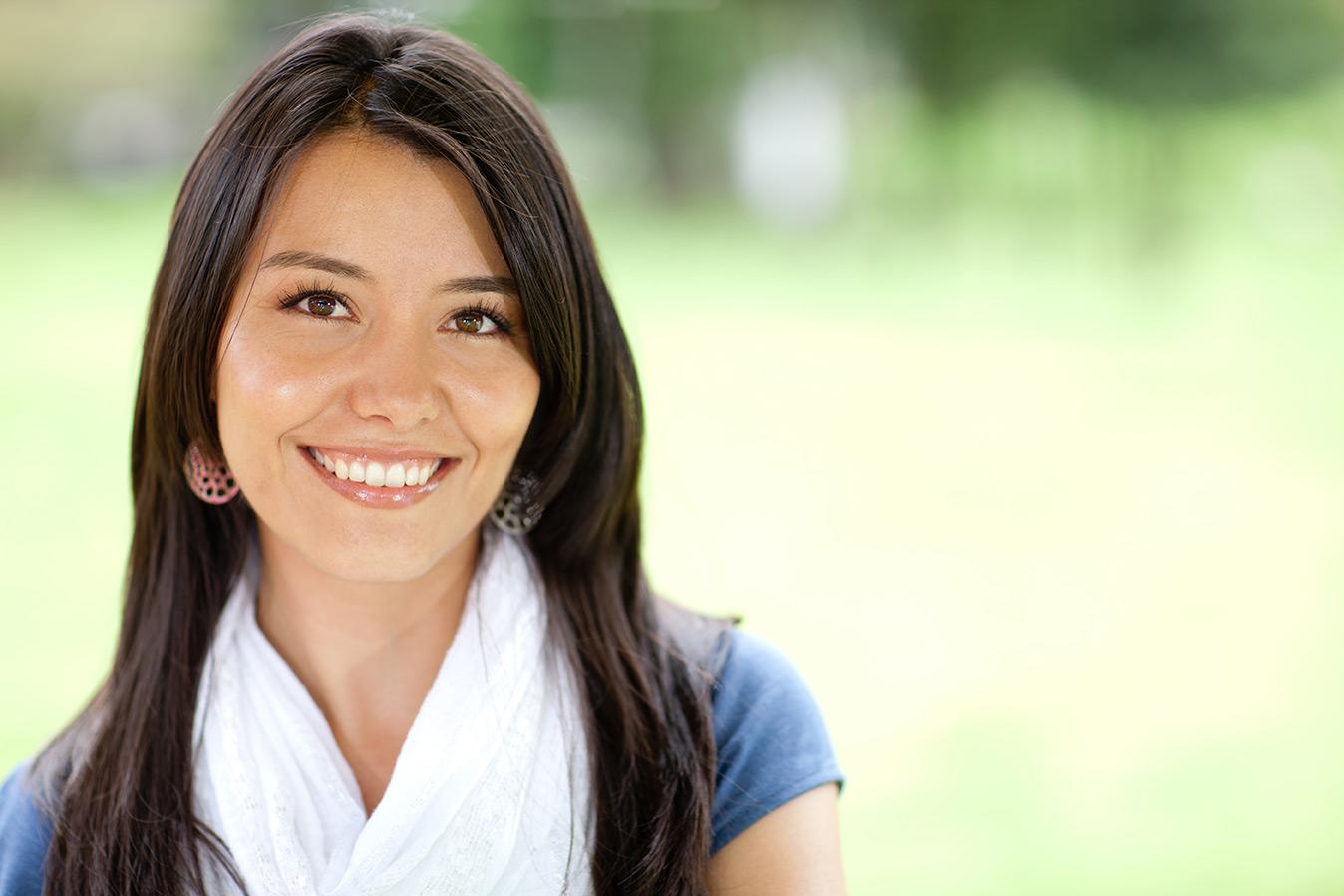 Woman-Birmingham-Dental-checkups