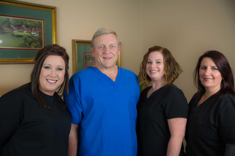 Birmingham Implant Dentist Ed Jones Staff