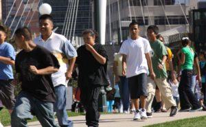 Student Advocacy Bridge Two Communities