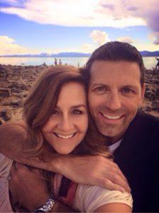 Dena & Gary at Tahoe Pic