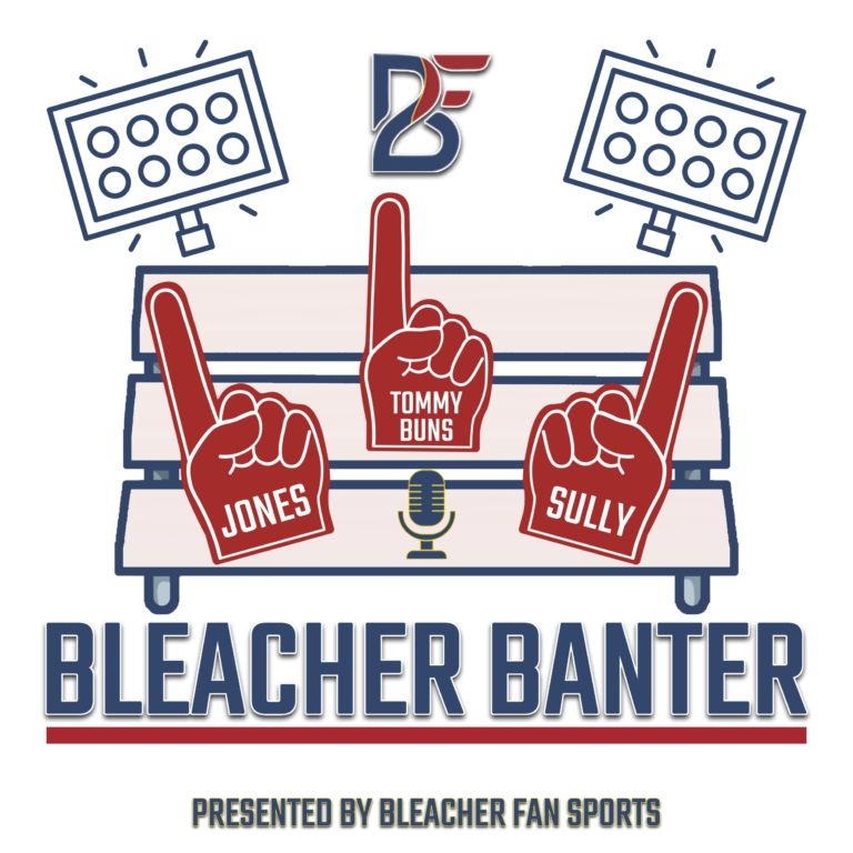 The Crazy NBA Offseason Continues and Bleacher Bets NFL Week 12