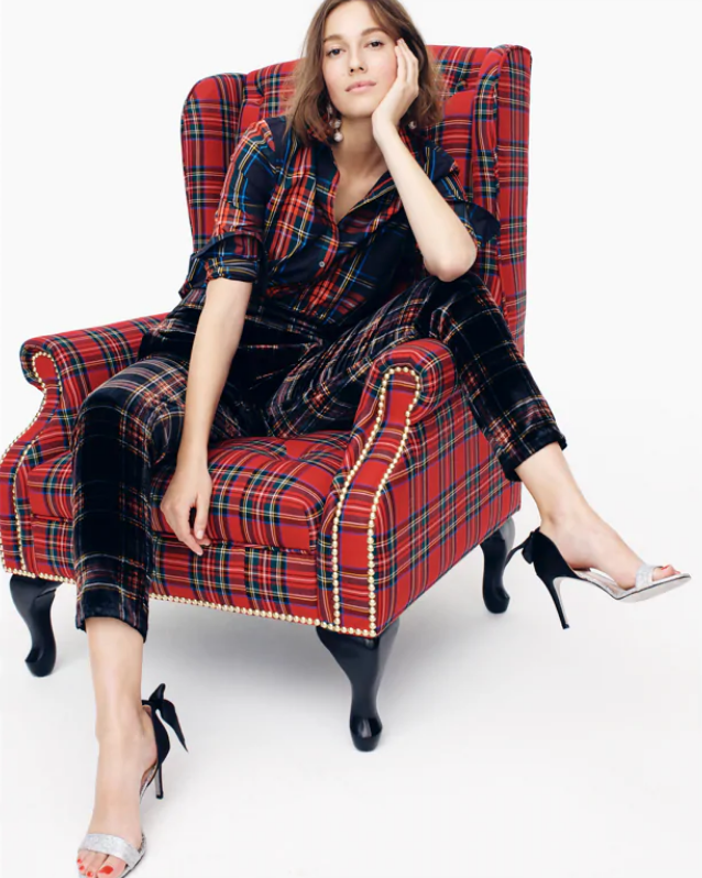 Gift Guide for the J.Crew Plaid Lover