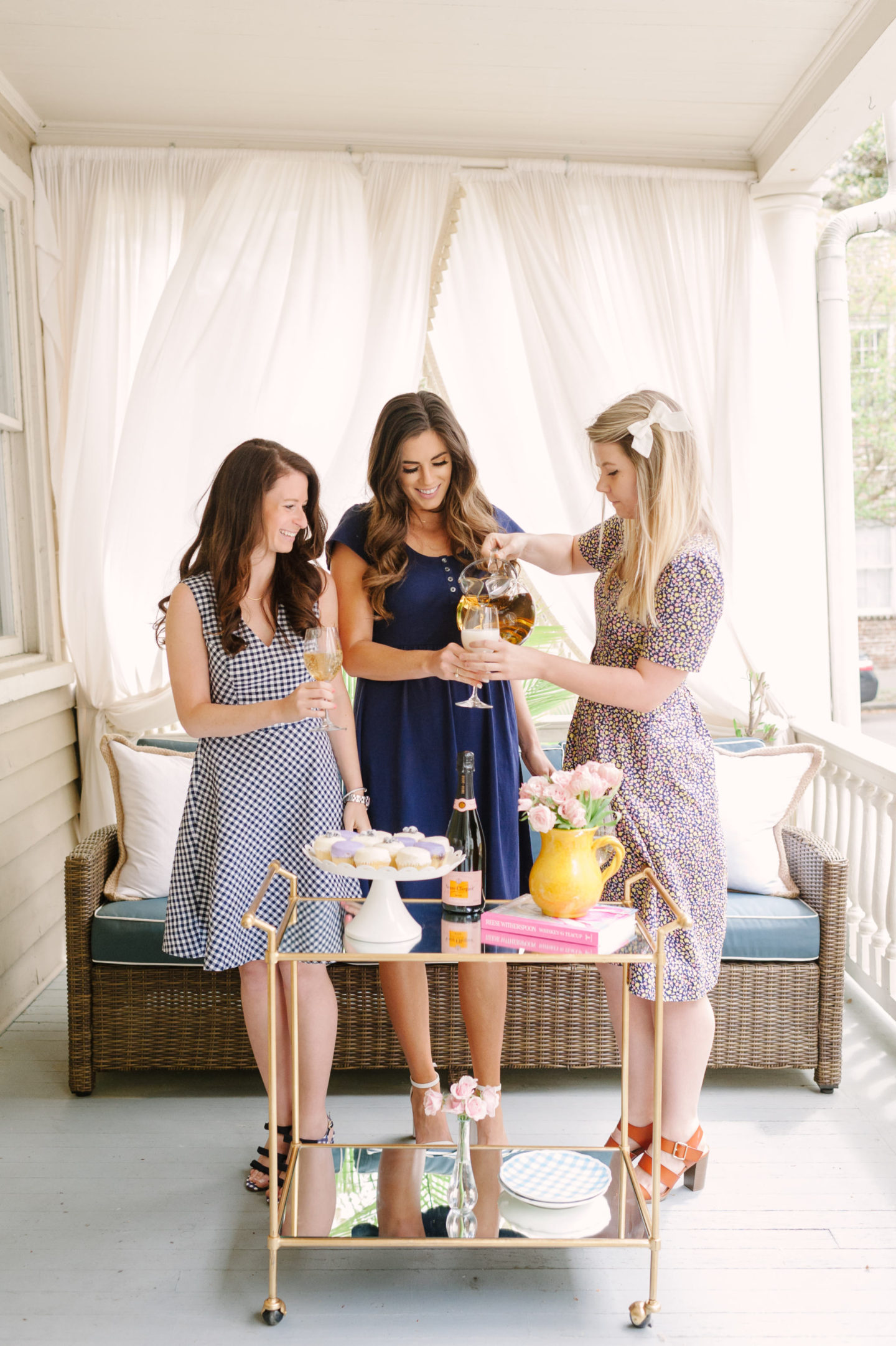 A Southern Spring Soiree with Draper James