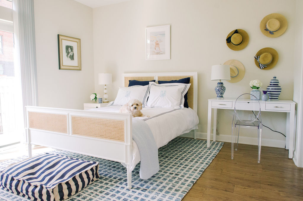 Bedroom Refresh with Annie Selke