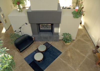 Backlund Place - Living Room