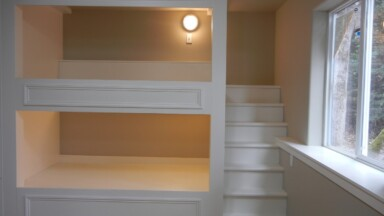 Kids bedroom remodel