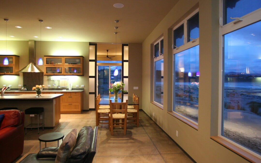 NW Oceania Dr – Dining Room Build