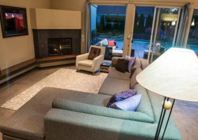 Ridgeway Dr - Living Room