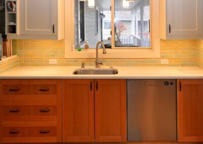 Asko Dishwasher / Pratt & Larson Tile