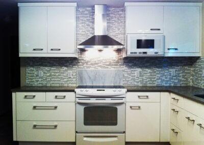 Sharp Microwave & IKEA Hood