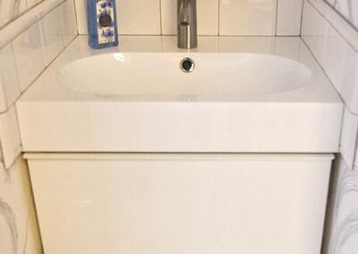 IKEA Sink, Vanity & Faucet