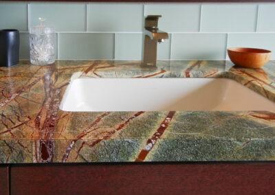 Kohler Sink & Riobei Faucet