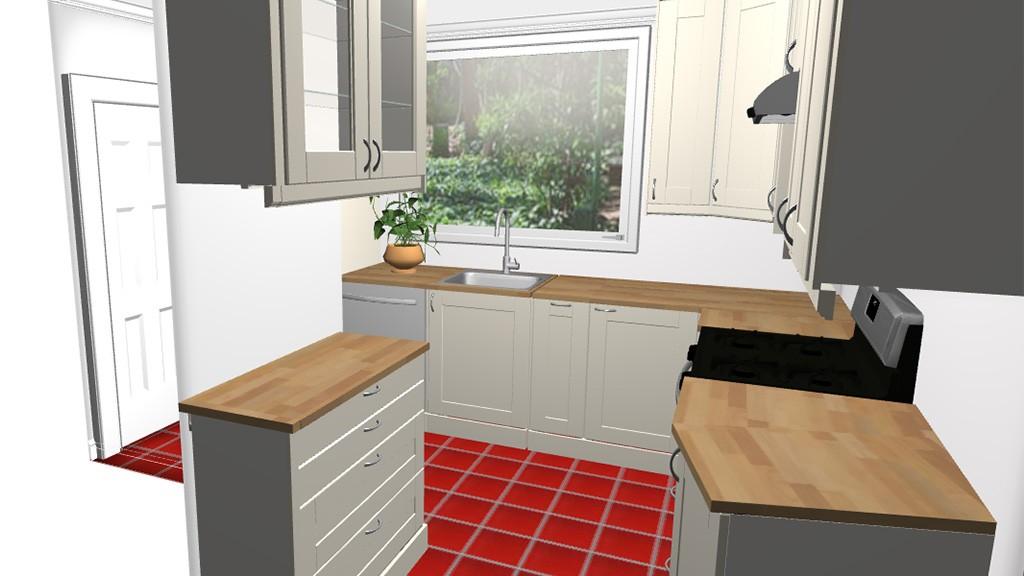 McKenzie River – Kitchen Design