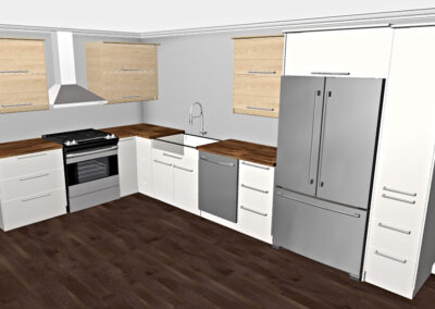 Queen St – Kitchen Design