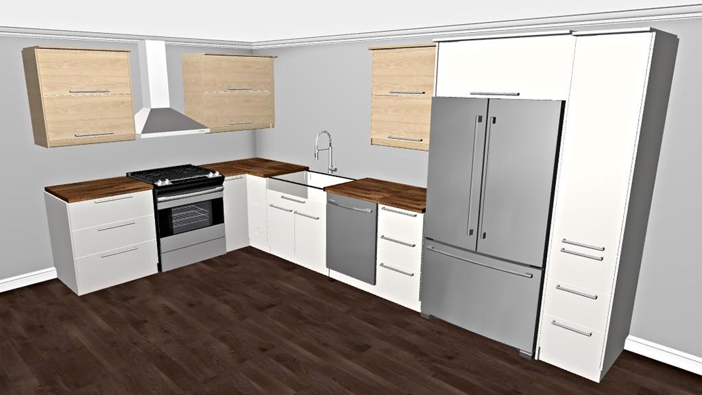 Queen St – Kitchen Design