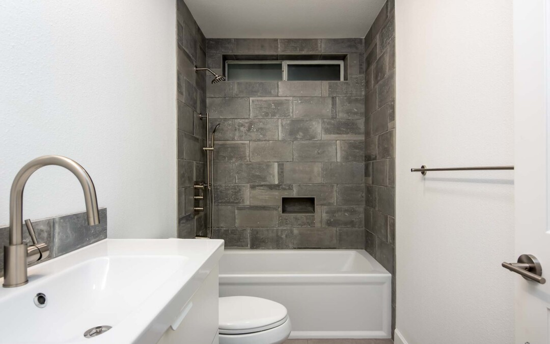 Happy Ln – Bathroom Remodel