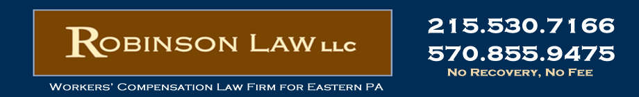 PA Workers' Compensation Attorney