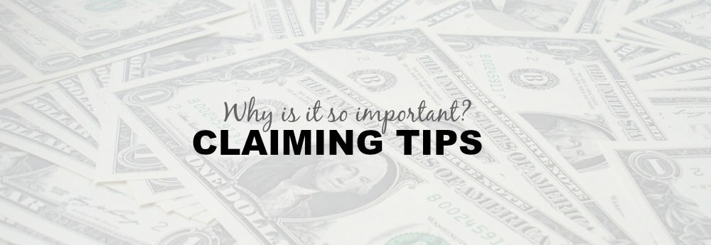workers comp claiming tips