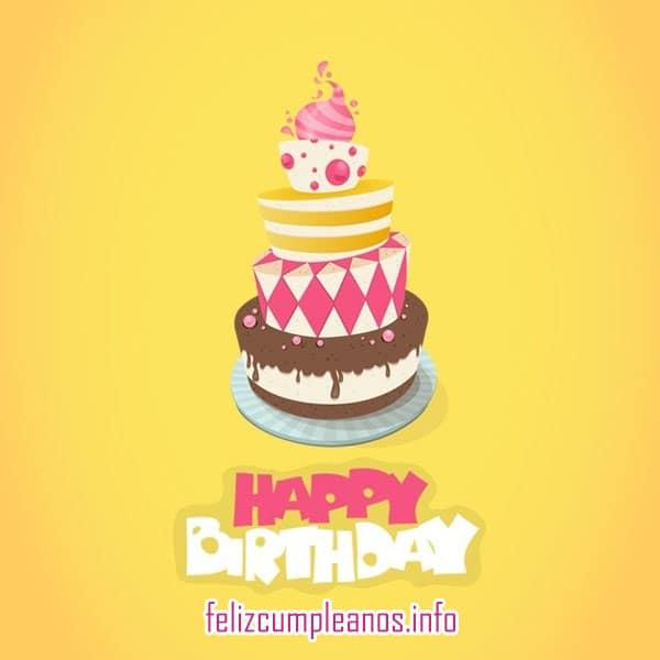 Imágenesde feliz cumpleaños para un hijo
