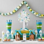 ¿Cómo decorar una mesa de cumpleaños?