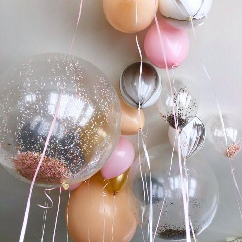 Lindas ideas de decoración con globos para fiestas de cumpleaños